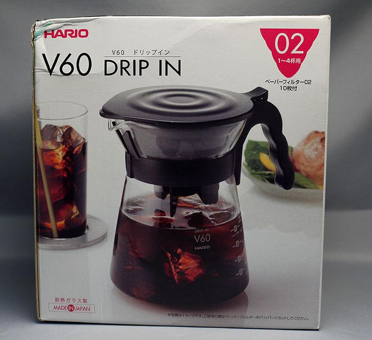 ハリオ-V60-ドリップイン-VDI-02Bがamazonアウトレットに有ったので買った2.jpg