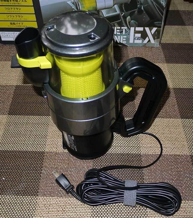 ハンディークリーナー-HC-E251GY-メタリックグレーがamazonアウトレットにあったので買った9.jpg