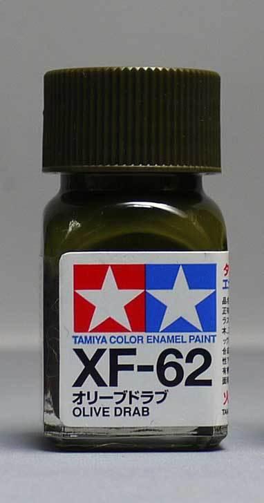 バラライカの迷彩塗装用にタミヤのエナメル塗料をヨドバシで買って来た5.jpg