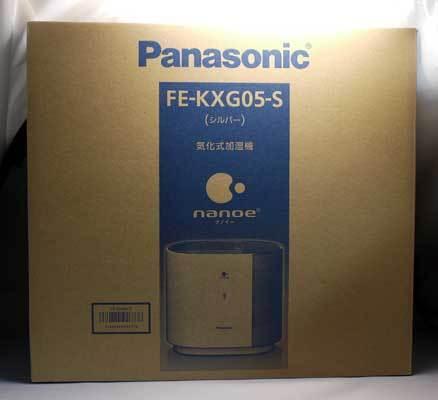 パナソニック 気化式加湿機 FE-KXG05 2.jpg