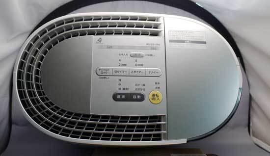パナソニック 気化式加湿機 FE-KXG05 5.jpg