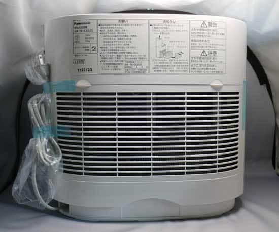 パナソニック 気化式加湿機 FE-KXG05 6.jpg