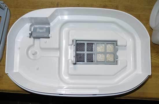 パナソニック 気化式加湿機 FE-KXG05 利用 6.jpg