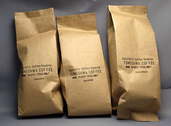 パナマ産のコーヒー豆を買った。1.jpg