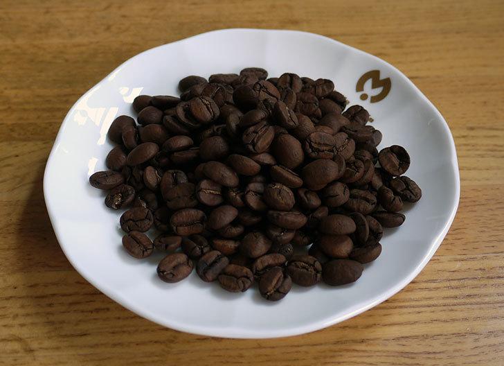 ブラジル産の新豆、ブラジル-マカウバNナチュラル-Cityを買った1.jpg
