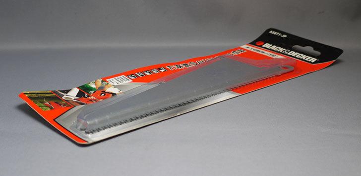 ブラックアンドデッカー(BLACK&DECKER)-木工切断用ノコ刃-A5871買った3.jpg