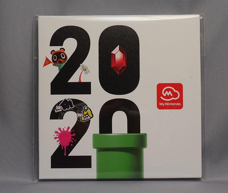マイニンテンドーオリジナルカレンダー2020をクーポン引換した1.jpg