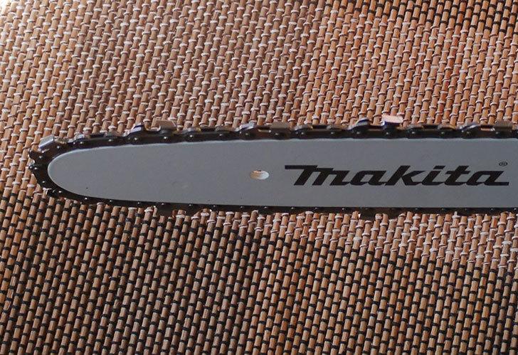 マキタ(Makita)-電気チェンソー-ガイドバー250mm-緑-AC100V-コード2m-M502を買った8.jpg