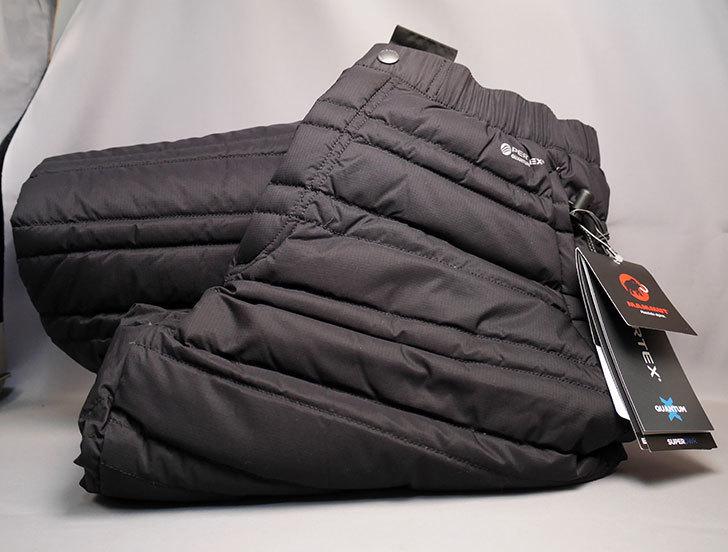 マムート(MAMMUT)-SNOWBALL-Down-Pants-1022-00130を寒さ対策で確保した1.jpg