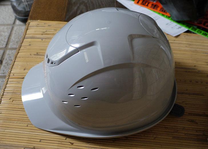 ミドリ安全-ベンチレーション-ヘルメット-一般作業用-SC13BV-RA-KP付-グレーを買った1.jpg