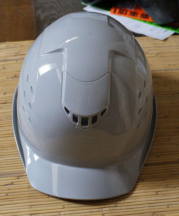 ミドリ安全-ベンチレーション-ヘルメット-一般作業用-SC13BV-RA-KP付-グレーを買った2.jpg