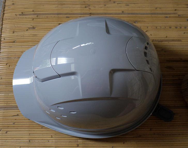 ミドリ安全-ベンチレーション-ヘルメット-一般作業用-SC13BV-RA-KP付-グレーを買った4.jpg