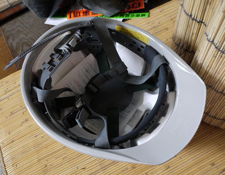 ミドリ安全-ベンチレーション-ヘルメット-一般作業用-SC13BV-RA-KP付-グレーを買った5.jpg