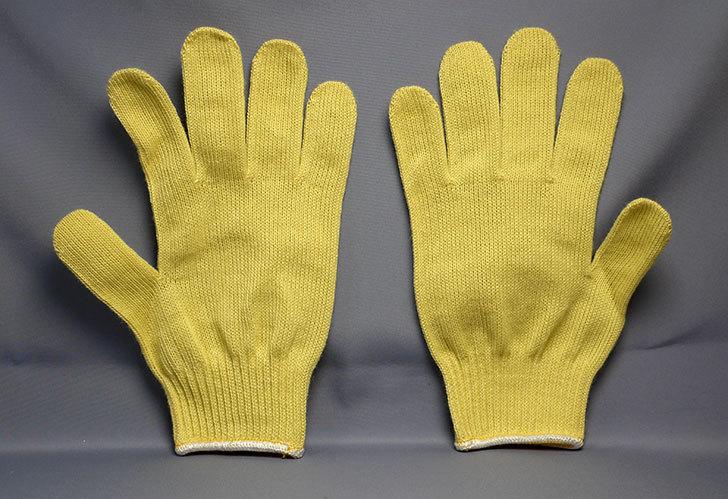 ミドリ安全-耐切創・耐熱手袋-ケブラー-MK‐10を買った1.jpg