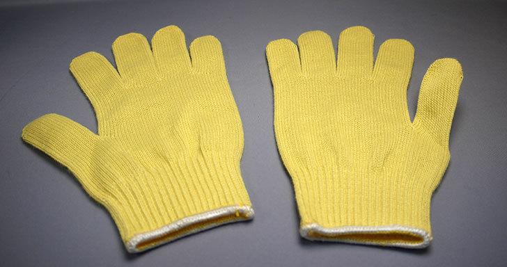 ミドリ安全-耐切創・耐熱手袋-ケブラー-MK‐10を買った4.jpg