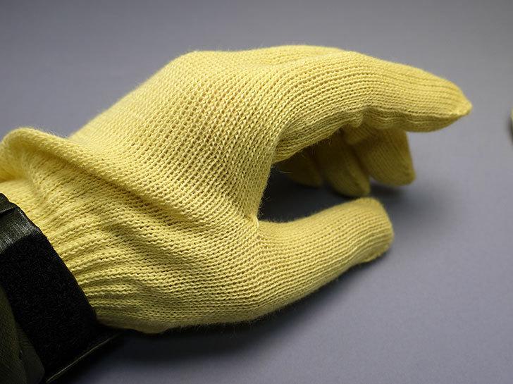 ミドリ安全-耐切創・耐熱手袋-ケブラー-MK‐10を買った6.jpg