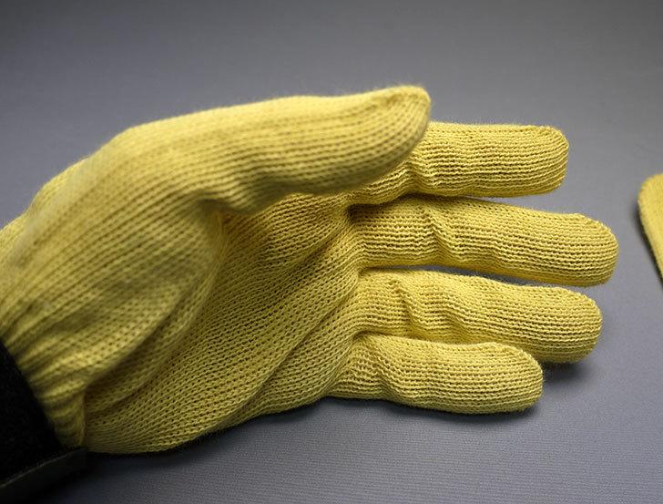 ミドリ安全-耐切創・耐熱手袋-ケブラー-MK‐10を買った7.jpg
