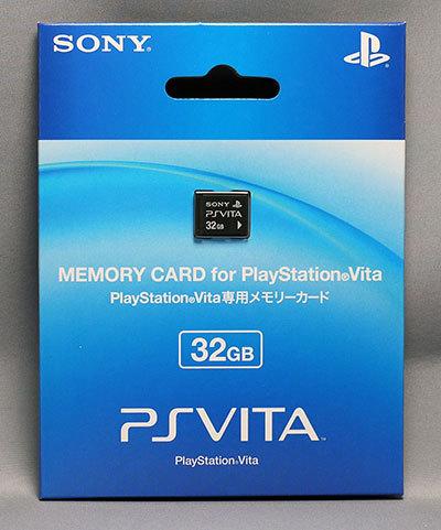 メモリーカード-32GB-(PCH-Z321J)を買った。2個目.jpg