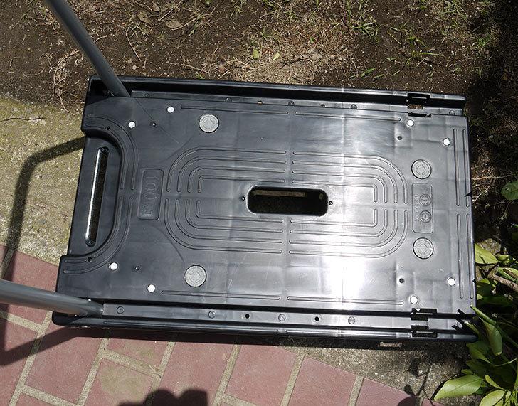 モバイルキャリー-MC-100-ブラック-BKをカインズで買ってきた6.jpg