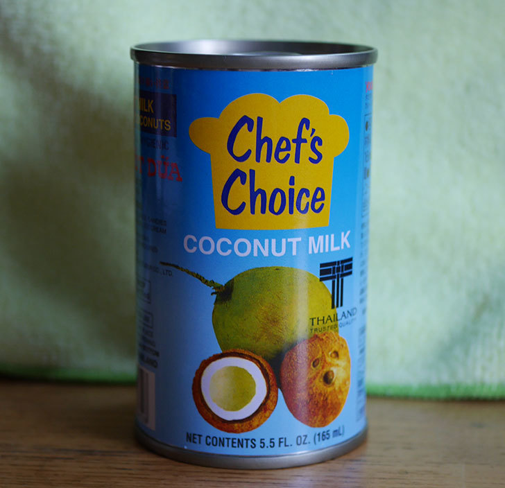 ユウキ-ココナツミルク・ベビー缶-165mlを買った1.jpg