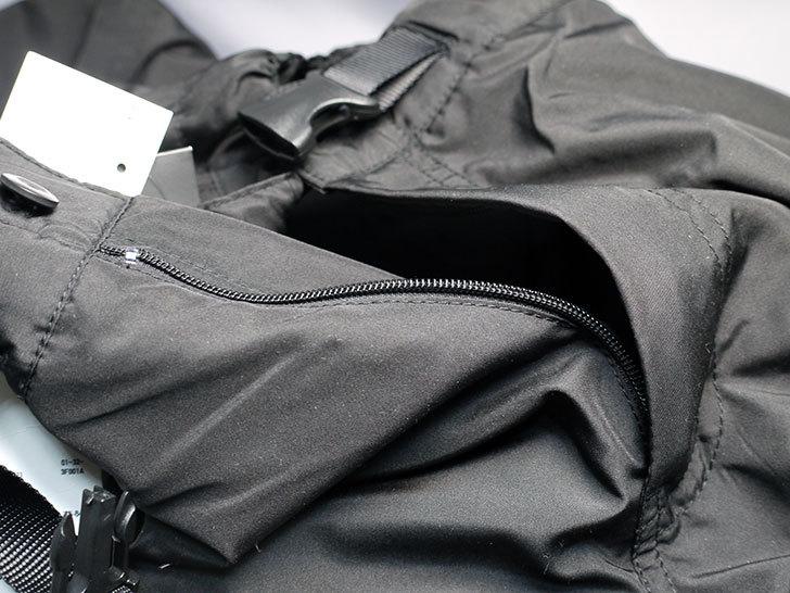 ユニクロでウォームイージーカーゴパンツ黒を買って来た6.jpg