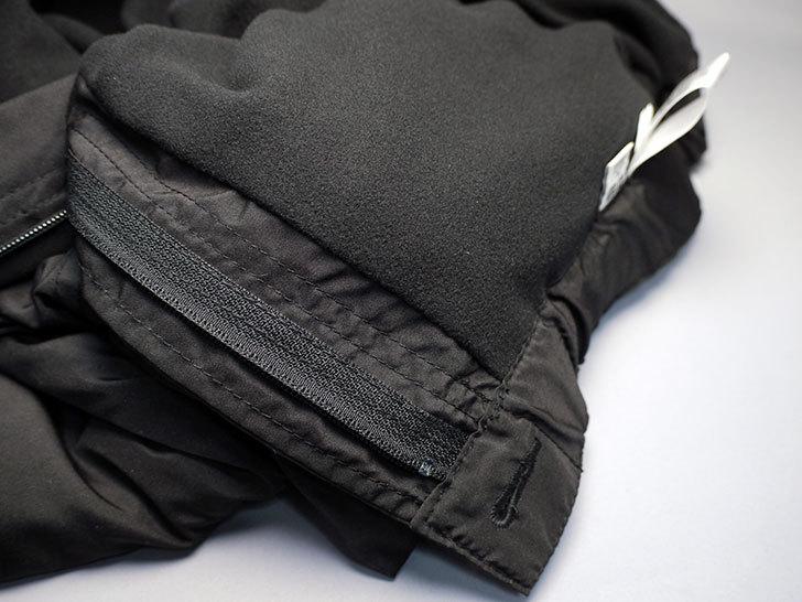 ユニクロでウォームイージーカーゴパンツ黒を買って来た7.jpg