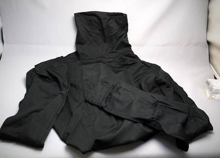 ユニクロでヒートテックタートルネックT(長袖)黒を2枚買った1.jpg