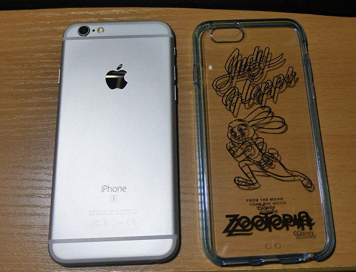 レイ・アウト-iPhone6--iPhone6s-ケース-ズートピア-ハイブリッドケース-ジュディ-RT-DP9UZJDを買った5.jpg
