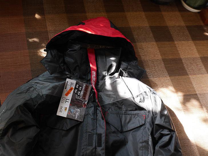 ワークマンでイージス防水防寒ツナギ服 WM3637を買って来た。2020年-002.jpg