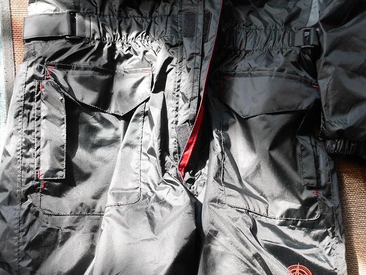 ワークマンでイージス防水防寒ツナギ服 WM3637を買って来た。2020年-005.jpg
