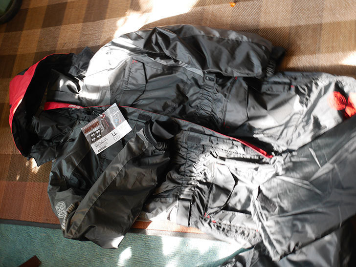 ワークマンでイージス防水防寒ツナギ服 WM3637を買って来た。2020年-006.jpg