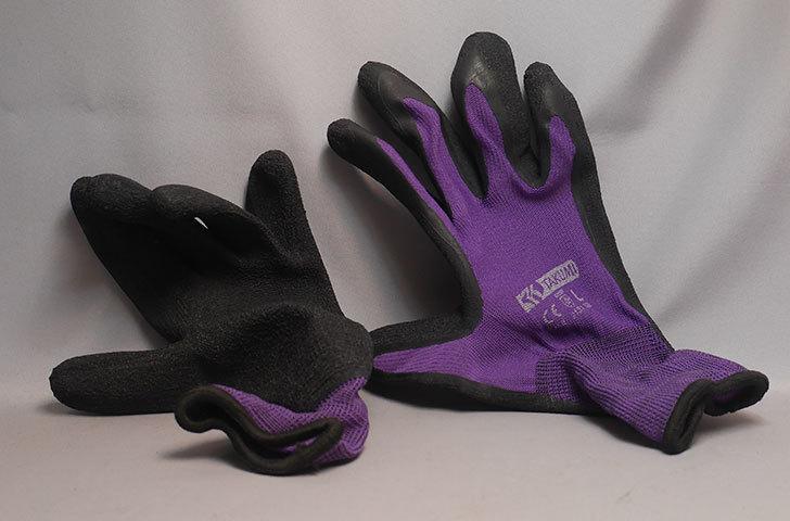 ワークマンで匠の手-天然ゴム背抜き手袋10双組-N-2800-Lサイズを買ってきた3.jpg