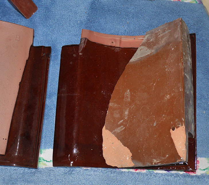 三州瓦-和形(H1WA01-000025)、53A形の袖瓦-(右)を2枚買った7.jpg