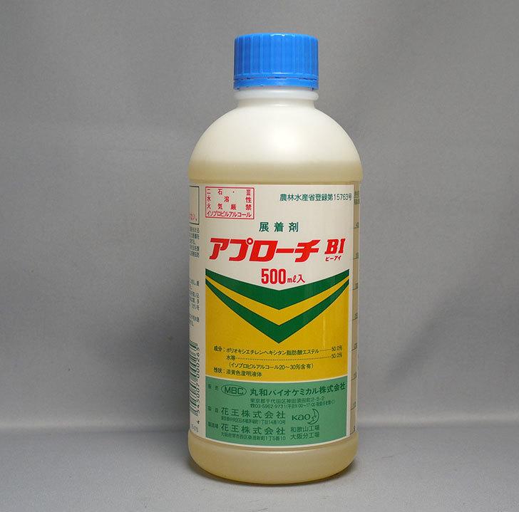 丸和バイオケミカル-アプローチBI-500mlを買った1.jpg