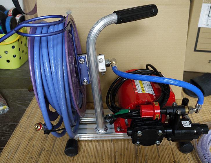 丸山製作所-モーター動噴-GS35MRをコメリで買った1.jpg