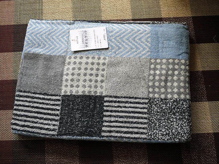 京都西川のタオルケットを買った2.jpg