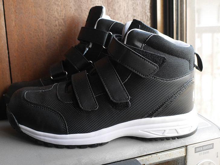 作業靴をワークマンで買って来た。2021年-002.jpg