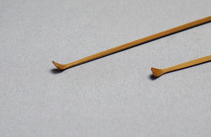 匠の技-煤竹耳かき-2本組が行方不明になったので再購入した6.jpg