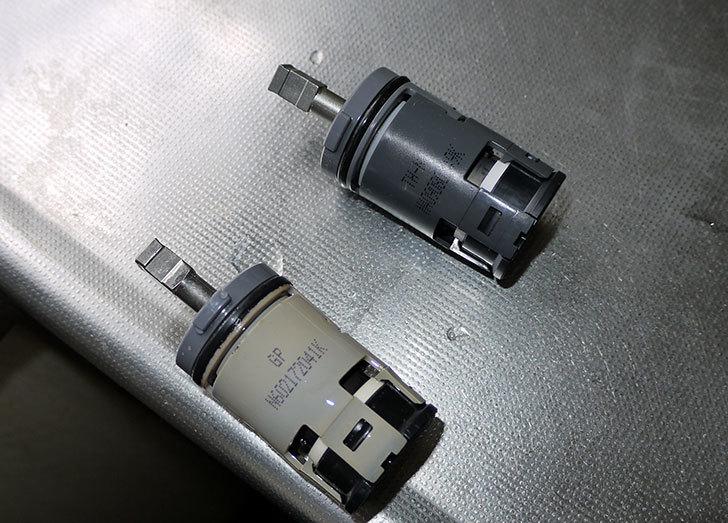 台所の混合栓、TOTO-TKG30URXが水漏れ20.jpg