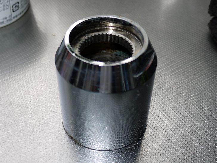 台所の混合栓、TOTO-TKG30URXが水漏れ24.jpg