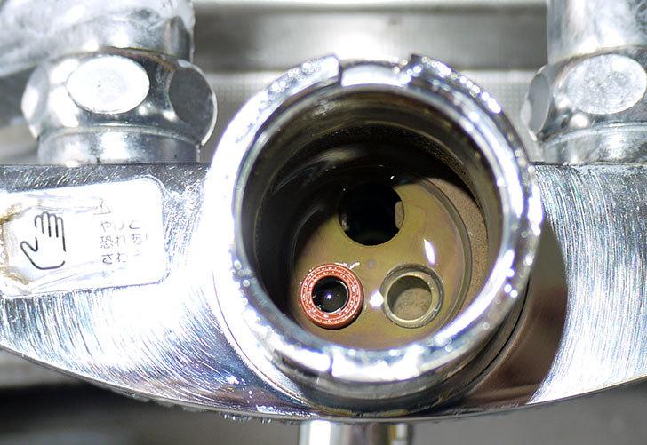 台所の混合栓、TOTO-TKG30URXが水漏れ27.jpg