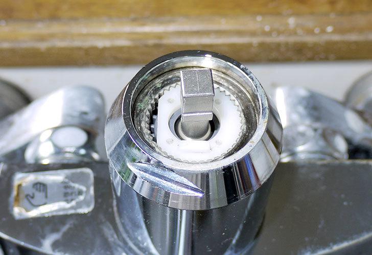 台所の混合栓、TOTO-TKG30URXが水漏れ31.jpg