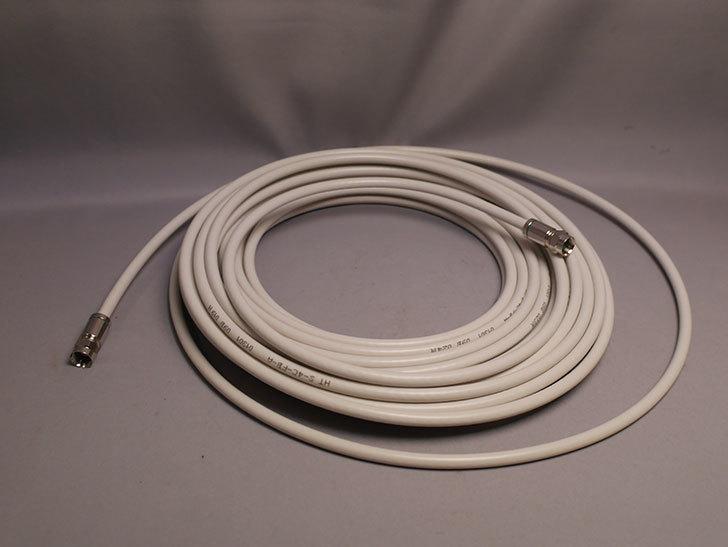国内資材メーカー製 テレビ アンテナケーブル 12mを買った。2020年-003.jpg