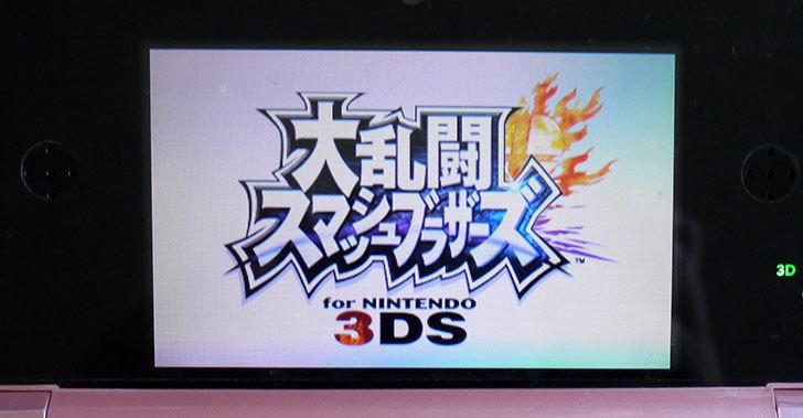 大乱闘スマッシュブラザーズ-for-ニンテンドー3DSを少しやってみた1-1.jpg
