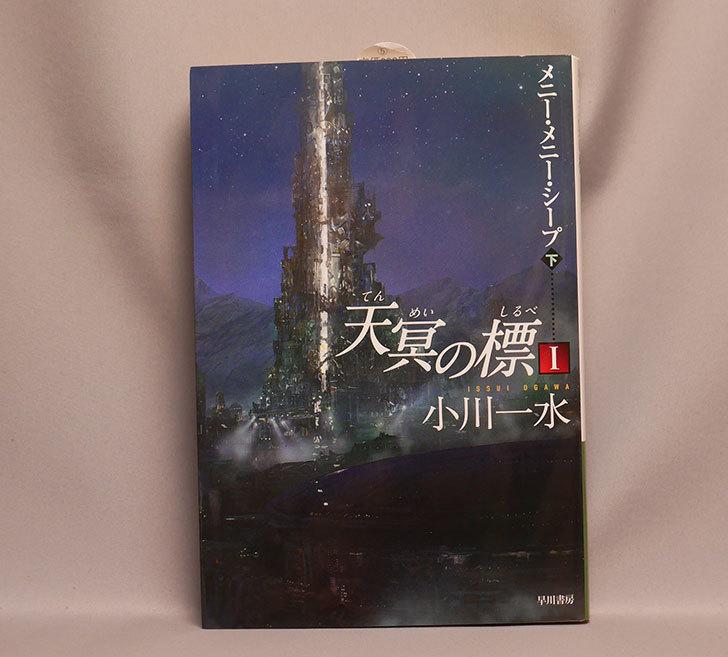天冥の標〈1〉―メニー・メニー・シープ〈下〉-小川-一水-(著)を買った1.jpg