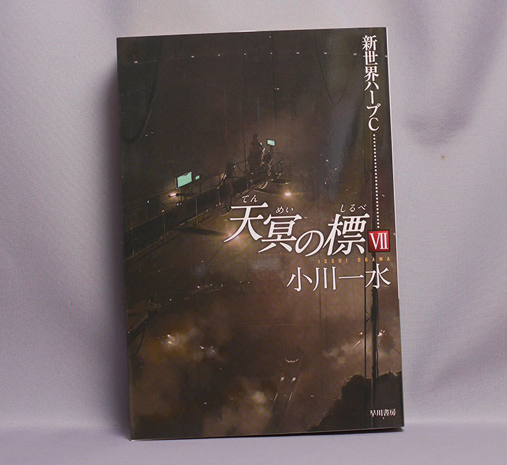天冥の標VII-新世界ハーブC-小川-一水-(著)を買った1.jpg
