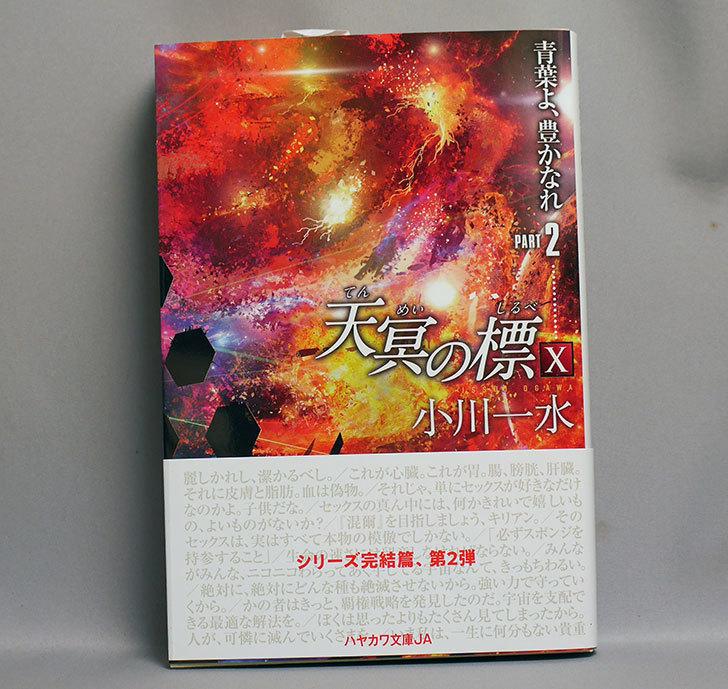 天冥の標X-青葉よ、豊かなれ-PART2-小川-一水-(著)を買った1.jpg