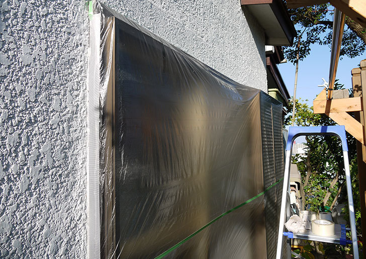 家の外壁塗装をした。2016年-3.jpg