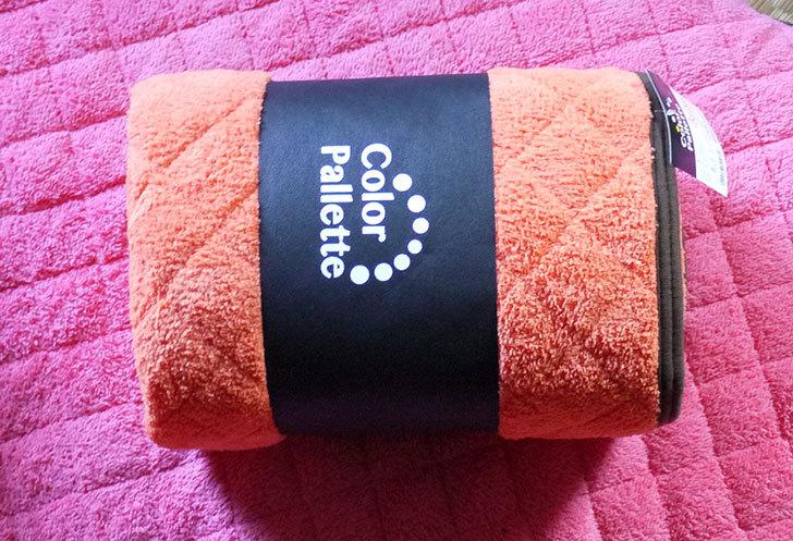 敷き-パッド-カラーパレット-PP3733-シングル-オレンジ-1734-39100を買った3.jpg