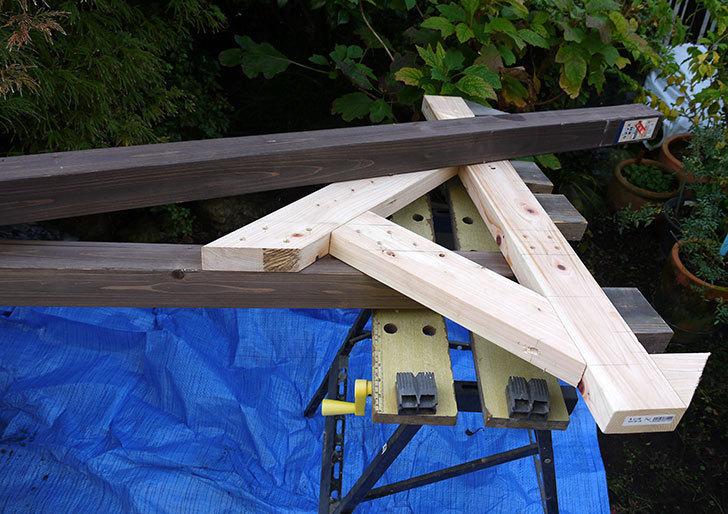 木製の物干し台制作2-16.jpg